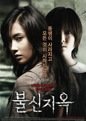 Possessed (2009) poster