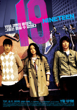 19-Nineteen (2009) poster