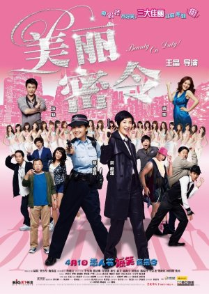 Beauty On Duty (2010) poster