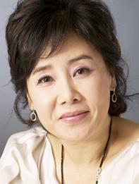 Sun Woo Eun Sook in Loving You Korean Drama (2002)