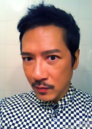 Pal Sinn in Angel In-the-Making Hong Kong Drama (2015)