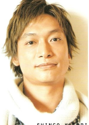 Katori Shingo in Saiyuuki The movie Japanese Movie (2007)