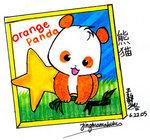 Orange-Panda