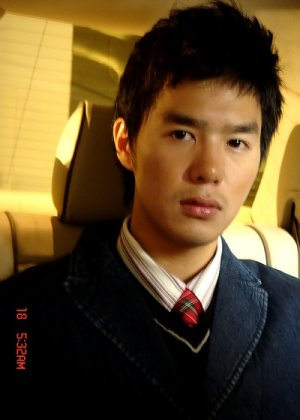 Sphinx Ding in MoMo Love Taiwanese Drama (2009)