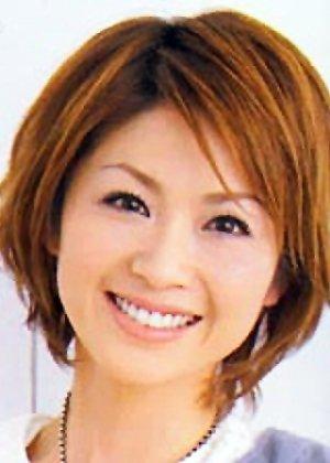 Hatano Hiroko in Face Japanese Drama (2001)