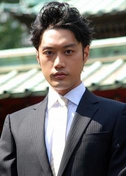 Uchida Asahi  in Tokugawa Fuunroku Japanese Special (2008)