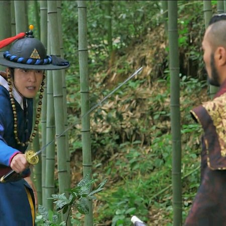 The Three Musketeers Episode 4