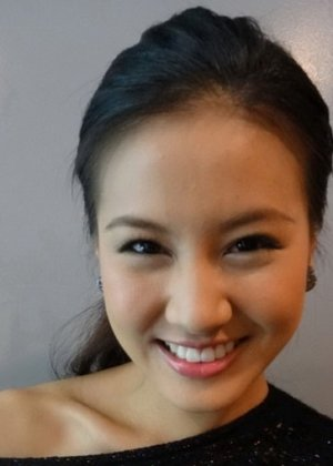 Aim Siriphitchaya Wisitwaithakakun in Bu Ngah Na Fon Thai Drama (2011)
