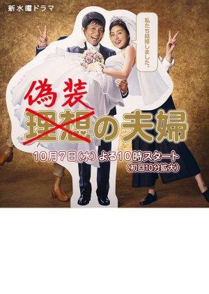 Fake Couple (2015) poster