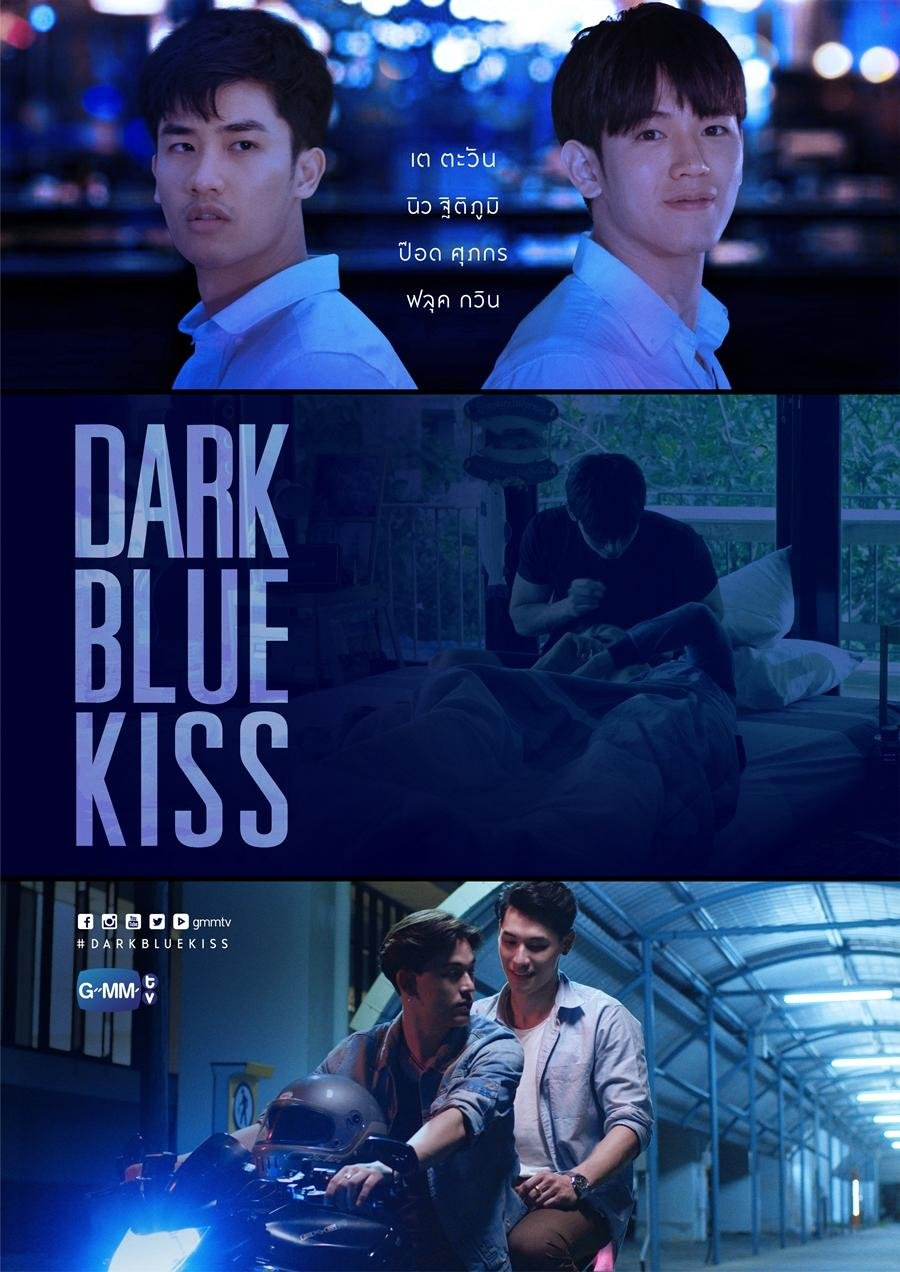 Dark Blue Kiss (2019) - Cast - MyDramaList