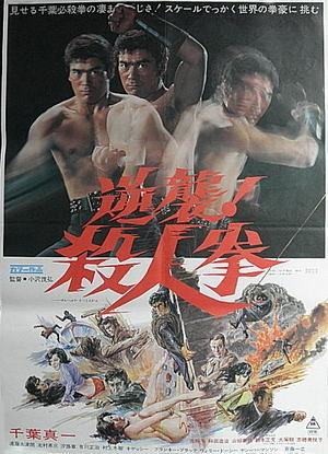 The Street Fighter's Last Revenge (1974) poster