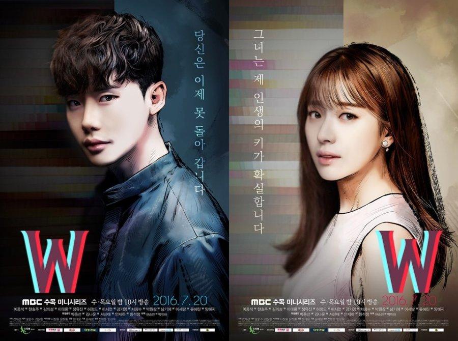 Drama Korea – W: Two Worlds (2016)