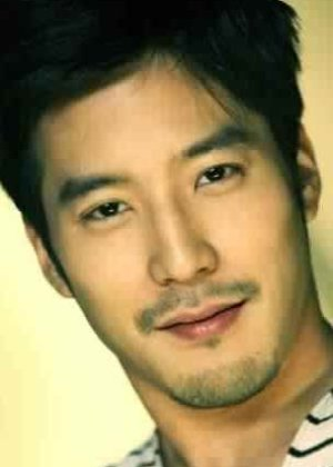 Kim Joon Sung in South of the Sun Korean Drama (2003)