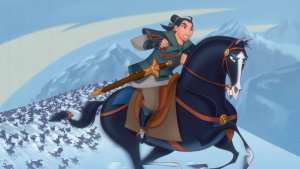 Throwback to the 90s! Disney's Mulan turned 18