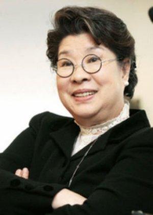 Uhm Aeng Ran in My Sister is a Tomboy Korean Movie (1961)