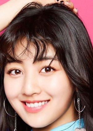 Park Ji Hyo in 2019 Idol Star Athletics Championships Korean TV Show (2019)