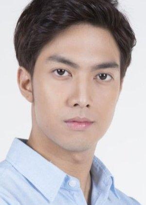 Kang Vorakorn Sirisorn in Ching Ruk Rissaya Thai Drama (2017)