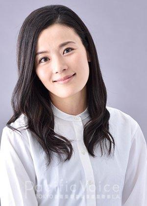 Sato Yumiko in Amakara-shan Japanese Drama (1997)