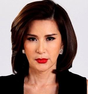 Bee Wanvipa Yokakul in Banlang Mek Thai Drama (1993)
