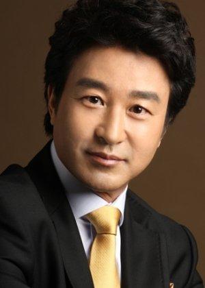 Hong Yo Sub in High As Sky Wide As Earth Korean Drama (2007)