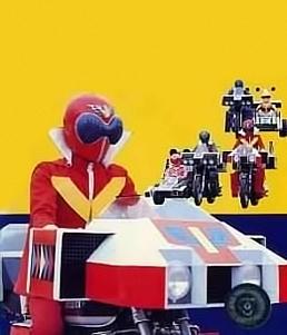 Himitsu Sentai Goranger: The Red Death Match!