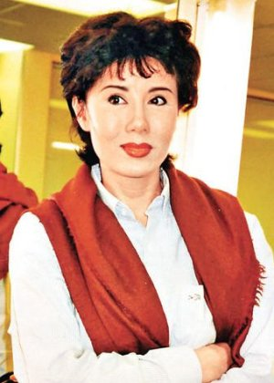 Ma Ching Yee in Crime and Passion Hong Kong Drama (1994)