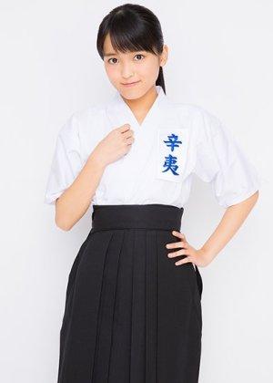 Nomura Minami in JK Ninja Girls Japanese Movie (2017)