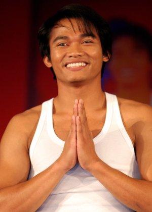 Jaa Tony in Ong Bak Thai Movie (2003)