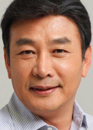 Gil Yong Woo in My Healing Love Korean Drama (2018)