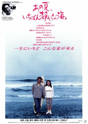 A Scene at the Sea (1991) poster