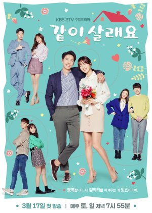 Shall We Live Together (2018) - MyDramaList