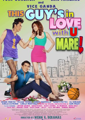 This Guy's in Love with U Mare! (2012) poster