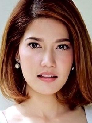 Kannaporn Puangtong in Mai Sin Rai Fai Sawart Thai Drama (2015)