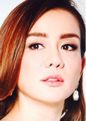 Nicole Theriault in Bu Ngah Na Fon Thai Drama (2011)