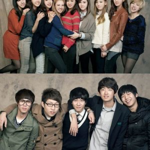 Girls' Generation and the Dangerous Boys (2011)
