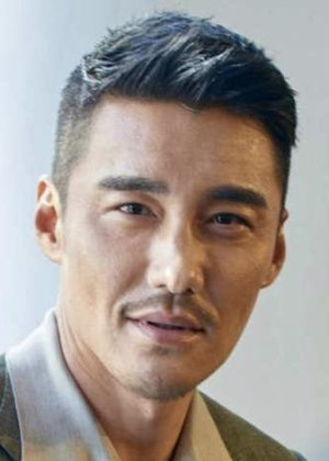 Hu Bing in Mr. Swimmer Chinese Drama (2018)