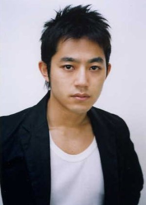 Otsuka Yoshitaka in My Grandpa Japanese Movie (2003)