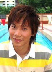 Johnny Yan in The Champion Taiwanese Drama (2004)