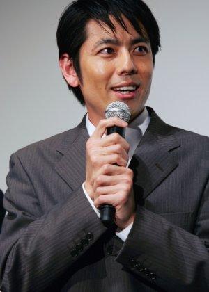 Yamanaka Takashi in Aibou: The Movie II Japanese Movie (2010)