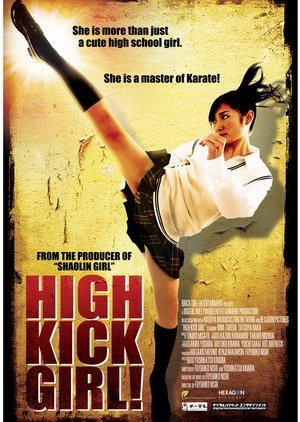 High Kick Girl! (2009) poster