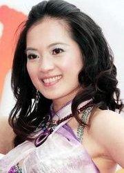 Alexia Kao in Big Wife and Little Husband Taiwanese Drama (2006)