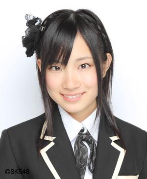Yagami Kumi in SKE48's Magical Radio 2 Japanese TV Show (2012)