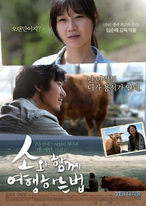 Rolling Home With A Bull (2010) poster