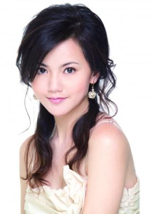 Pei En Chien in The Woman is Colored Taiwanese Drama (2012)