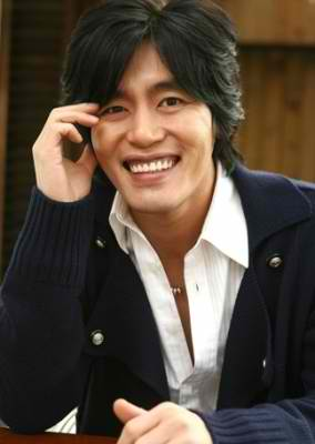 Choi Sung Guk in Mom's Flag Korean Drama (1996)
