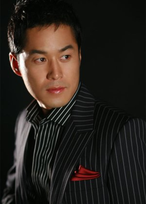 Park Jung Woo in Marrying A Millionaire Korean Drama (2005)
