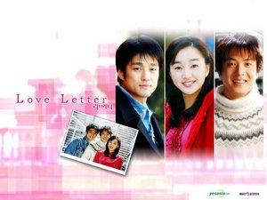 Love Letter (2003) poster
