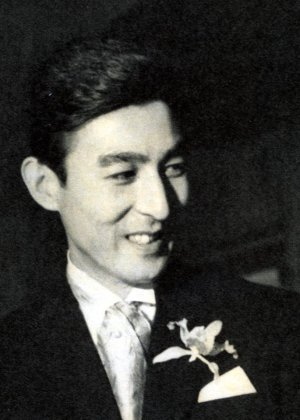 Akihiko Hirata in Latitude Zero Japanese Movie (1969)