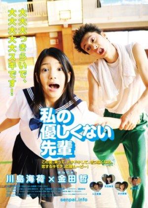 Watashi no Yasashikunai Senpai (2010) poster