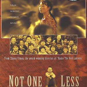 Not One Less (1999) photo